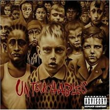 Korn Untouchables (2002, #5017709) [CD]