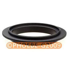 49mm Macro Reverse Adapter Ring Sony E NEX NEX-3 NEX-5 NEX-7 NEX-5N NEX-VG10