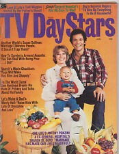 JAN 1975 TV DAY STARS vintage SOAP OPERA magazine ANTONY PONZINI