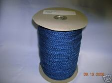 """144Y PIPING TRIM French Blue 1/2"""" Cotton Cord Wholesale Lot  rope Sewing Craft"""