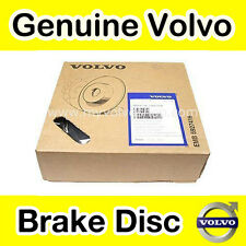 GENUINE VOLVO 400 440 460 480 FRONT BRAKE DISC (SOLID)