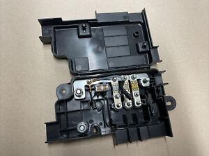 VW Passat 3C B6 3,2 V6 Sicherungskasten Hinten Verteiler Gehäuse Box 3C0937548