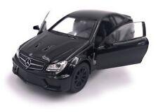 Mercedes C63 Black Series Coche a Escala Auto Producto de Licencia 1 :3 4-1 :3 9