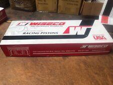 Wiseco Forged Dish Pistons 4.030 Chevy Small Block LS 6.0L LS2 LS6 LQ4 LQ9
