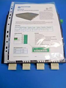 Magnitude Lighting CFlex 96W x 4 / 48V Constant Voltage LED Driver