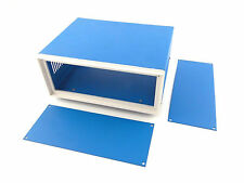 "Metal Enclosure Cabinet Project Case DIY Junction Box 175x130x105mm 6.8""x5.1""x4"""