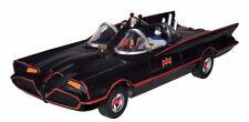 "Batmobile and Batman & Robin Figures 9"" retro TV Set by NJ Croce"