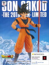 Dragon Ball Super DBZ Goku BANPRESTO The 20th Film Limited Figure Figurine JP