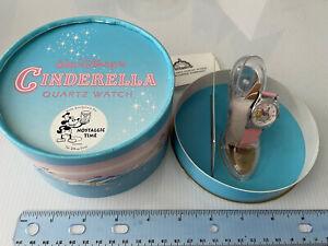 Vintage Disney Cinderella Collector's Edition Watch Gift Set