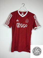 AJAX 15/16 Training Shirt (S) Soccer Jersey Football Adidas