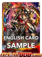 Buddyfight x 1 Overturn Armordragon, Drum Bunker Dragon [X2-BT01/0069EN Secret (