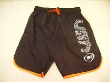 Vision Pantaloncino Beach Tennis Uomo Blu Profilato Arancione 18 Tg M
