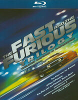 THE FAST AND THE FURIOUS TRILOGY (BLU-RAY)(BOXSET) (BILINGUAL) (BLU-RAY)