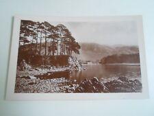 Vintage Postcard ERIARS CRAG DERWENT WATER, KESWICK by G P Abraham  §A1503