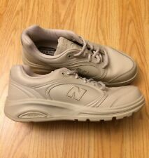 NEW BALANCE Walking Shoes Womens Sz 7-US 37.5-EUR (2A) Beige Made in USA WW812BE