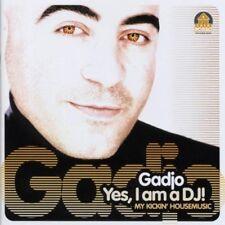 Gadjo | CD | Yes, I am a dj!-My kickin' housemusic (mix, 2006)