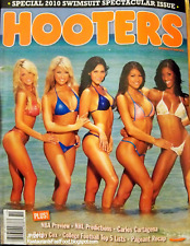 HOOTERS Magazine September October 2010 SWIMSUIT SPECTACULAR Issue BOBBY COX NEW