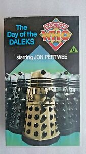Doctor Who Day of the Daleks  Jon Pertwee VHS