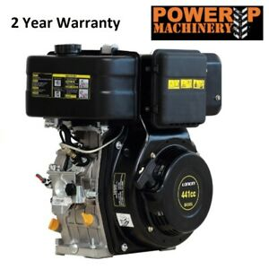Loncin 9 HP Diesel Engine, Single Cylinder, 4-Stroke Air Cooled Direct Injection