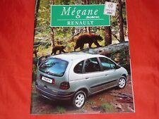 RENAULT Megane Scenic RN RT Prospekt von 1997