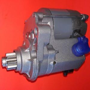 Acura Integra Starter Motor 1.8L 1994 to1995  Manual transmission