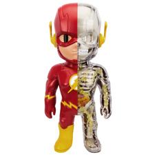 "Mighty Jaxx XXRAY DC Universal 9.5"" 4D The Flash Justice League Jason Freeny"