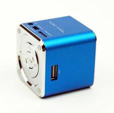 Original Music Angel Mini Digital Speaker USB MicroSD/TF Card FM AUX MP3 MD07U