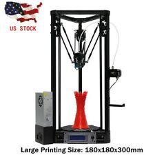 Anycubic 3D Printer Kit Auto Level Upgrade Delta KOSSEL Pulley Version US STOCK