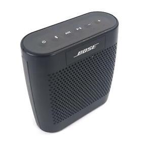 Bose 415859 SoundLink Porable Bluetooth Speaker Black TESTED & WORKING #2