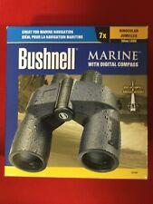 Bushnell digital marine 7x50 binocular