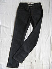 ONLY Damen Blue Jeans Stretch W26/L36 Gr.34 low waist slim fit straight leg
