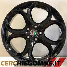 1 Cerchio in lega ricambio 18 Alfa romeo Giulietta Stelvio Giulia 159  OK BREMBO