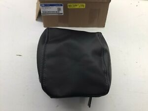 2011-2013 Ford F150 OEM Front Seat Head Rest Cover Leather BL3Z-18610A62-ED