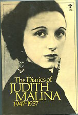 Judith Malina Living Theatre Theater Rare Signed Autograph 1st Edition Book