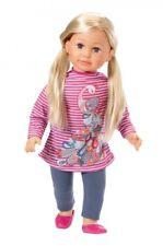 Zapf 877630 große Puppe Sally blond, ca. 63cm