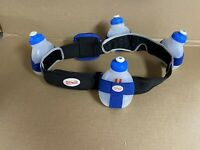 Fuel Belt  Hydration Small 4 8ounce Bottles With Pouch For Running Biking