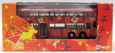 MBE 1/76 Scale Model Bus MB108 - Dennis Dragon/Duple Metsec Citybus - Hong Kong