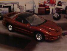 4th Generation 1993–2002 Pontiac Trans Am WS-6 1/64 Scale Limited Edition U