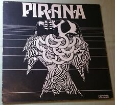 Pirana EXTREMELY RARE Promo Copy 1971 SIGNED by GRAEME THOMPSON for 3AK Radio