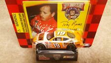 New 1998 Racing Champions 1:64 Diecast NASCAR Tony Raines Yellow Ford Taurus #19