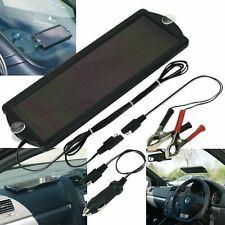 Sealey 12V 1.5W Solar Power Panel Trickle Battery Charger Car Van Boat Caravan