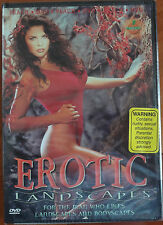Peach Erotic Landscapes DVD NEW