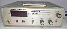 Magnaflux Fm 140 Digital Conductivity Meter