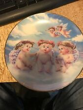 The Hamilton Collection-The Flying Lesson -Dreamsicles Plate-Numbered