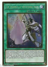 The Terminus of the Burning Abyss PGL3-EN088 Gold Rare Yu-gi-oh Card New