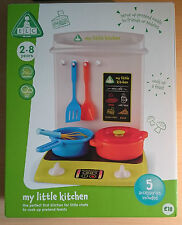 ELC Early Learning Centre Kids Children My First Little Kitchen Playset