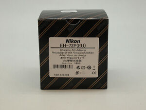 Nikon genuine Charging AC Adapter EH-72P Output: 5V== 0.55A