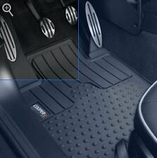 Mini Cooper S Countryman Rubber Floor Mats Floormats 2012-2015 Set Of 4 OEM