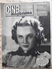 cine magazzino teatro radio cinema eva diliem rare italian magazines riviste abc