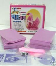 Korean Purple Pastel Color Swan Folding Origami Pack